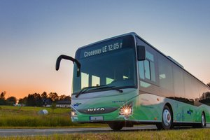 IVECO Bus liefert Crossway Low Entry