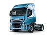 Der IVECO Stralis Natural Power